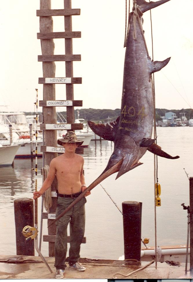 Fishing for billfish blue water sport fishing charters for Fishing trips long island