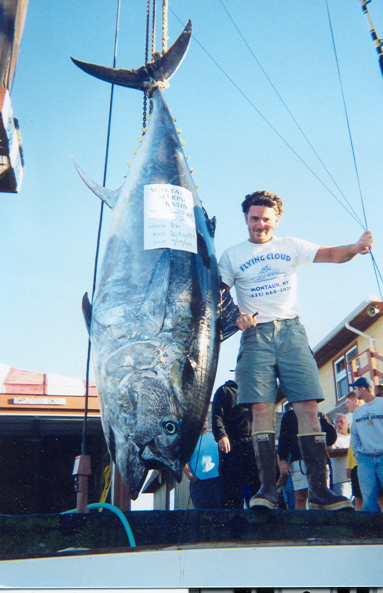 Fishing for tuna blue water sport fishing charters for Sport fishing charters